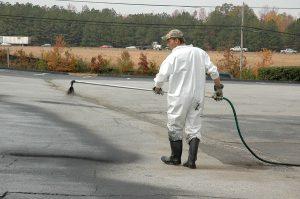 Asphalt Sealing in Camden NJ & Philadelphia PA