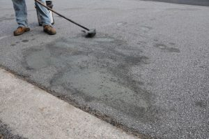 How Do You Handle Oil Stains On Asphalt