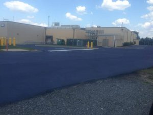 Asphalt Sealcoating, Asphalt Pavement Solutions, New Jersey