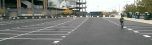 Closing My Business Parking Lot For Sealcoating